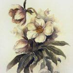 Kunstmaler Kurt Schuldt, Galerie-Blumenbilder