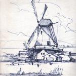 Galerie-Skizzen Kurt Schuldt Kunstmaler 1920-1979